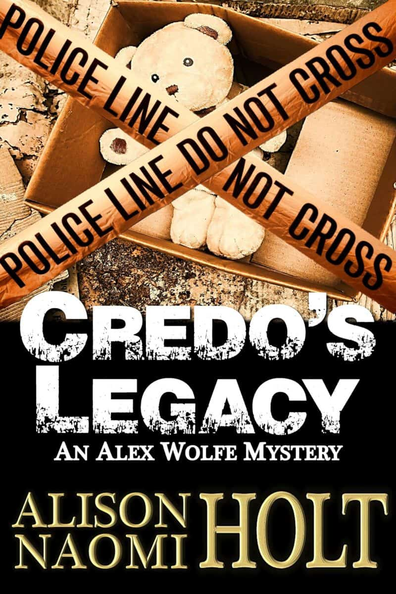 Book Two of the Alex Wolfe Mysteries